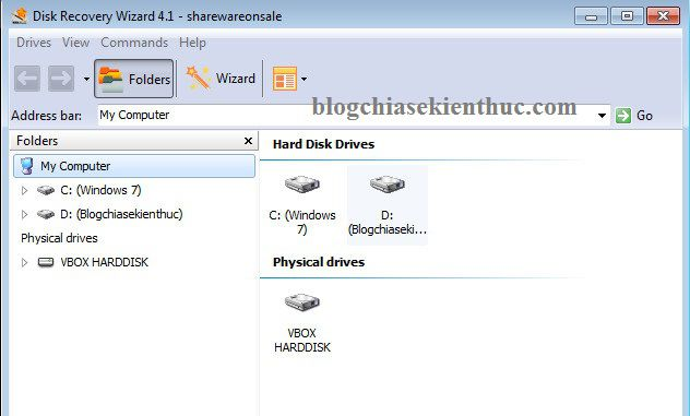 Disk Recovery Wizard 4