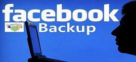 Backup/ Sao lưu dữ liệu, thông tin tài khoản Facebook về máy tính