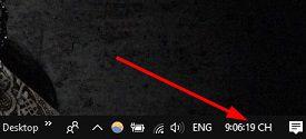 [Tuts] Hiển thị giờ, phút, giây ở đồng hồ trên thanh Taskbar Windows