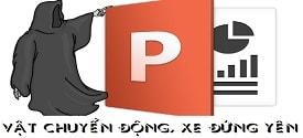 vat-chuyen-dong-con-xe-dung-yen-trong-powerpoint
