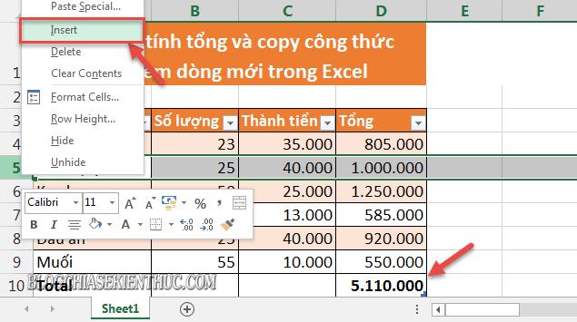 tu-dong-copy-cong-thuc-khi-insert-hang-moi-tren-excel (7)