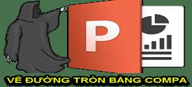 ve-duong-tron-bang-compa-trong-powerpoint